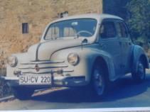 Ein Auto für die ganze Familie, vor 50 Jahren...